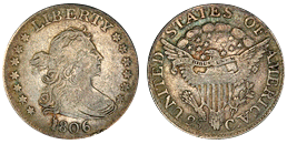 draped bust quarter 1796-1807
